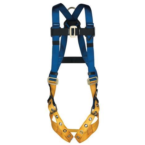 Werner BaseWear Standard (1 D Ring) Harness, Universal
