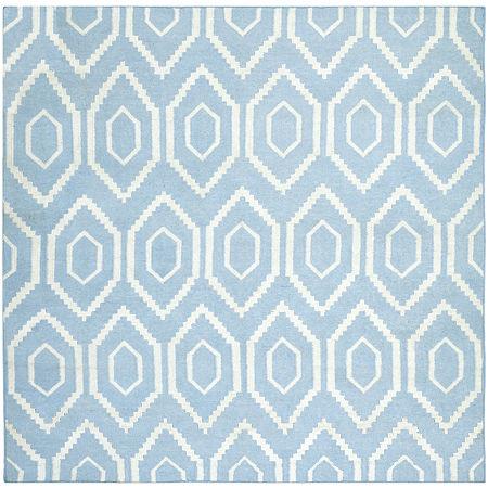 Safavieh Warner Hand Woven Flat Weave Area Rug, One Size , Blue
