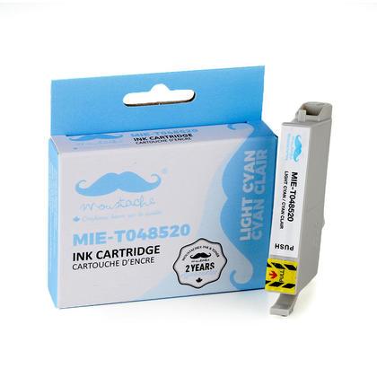 Compatible Epson Stylus Photo RX500 Ink Epson T048520 Light Cyan - Moustache@