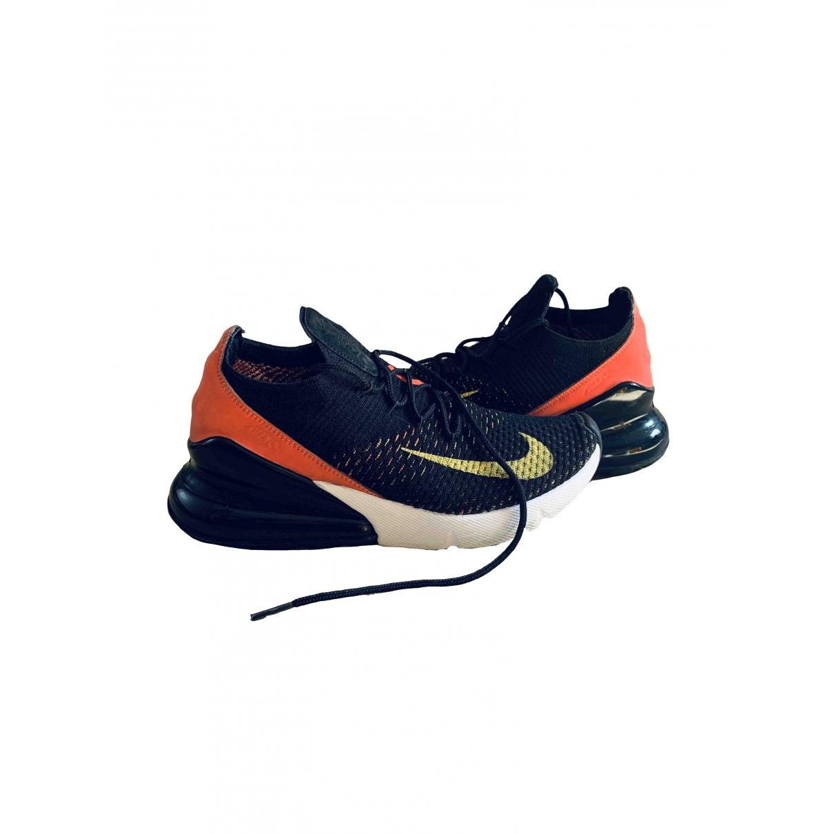 Nike Air Max 270  Multicolour Cloth Trainers for Women 37.5 EU