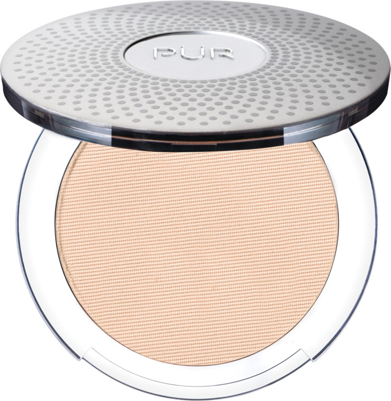 4-in-1 Pressed Mineral Powder Foundation SPF 15 - Porcelain LP4 (fair skin w/ neutral or golden undertones)