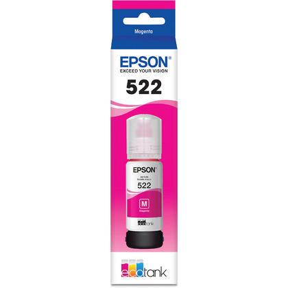 Epson T522 T522320-S bouteille d'encre originale EcoTank magenta