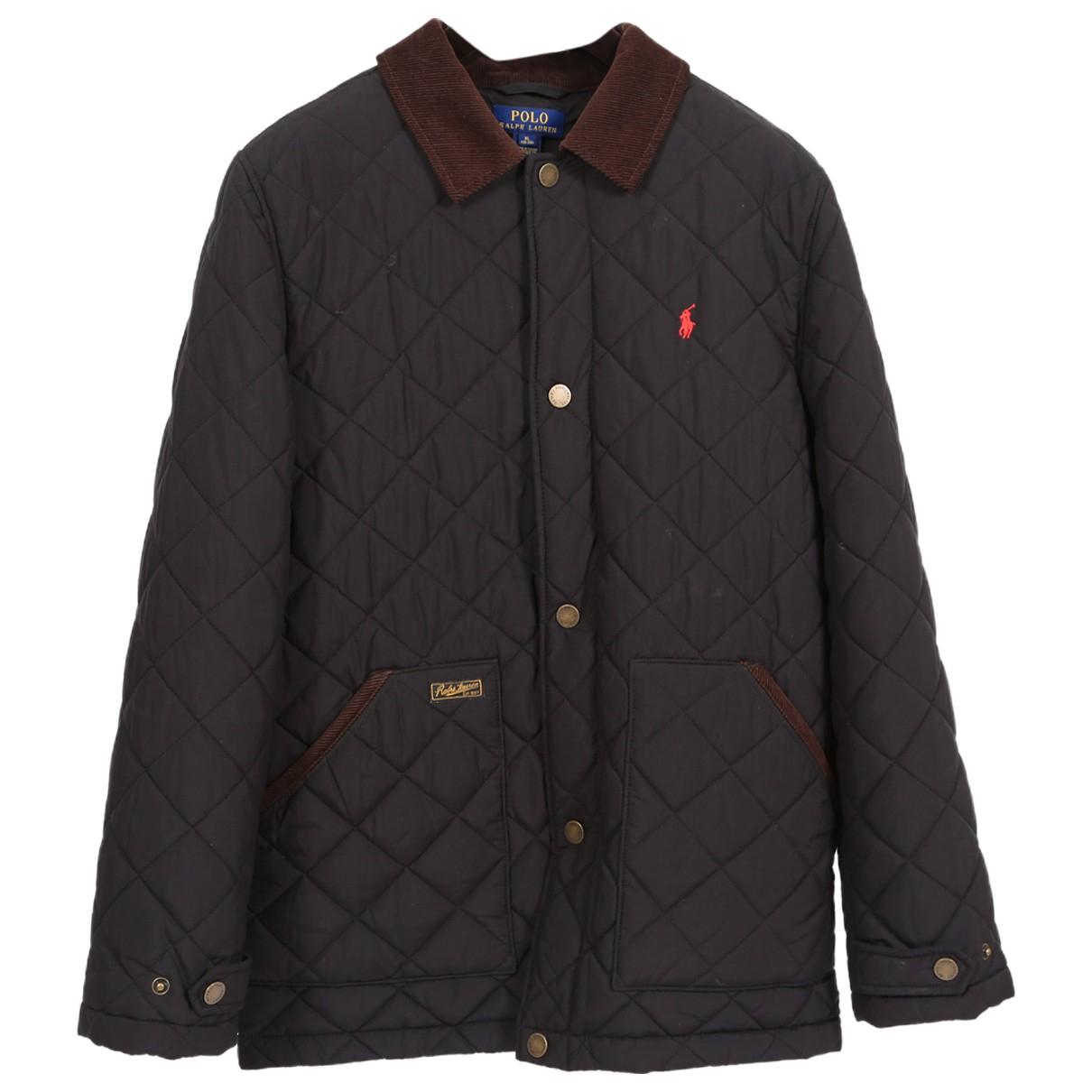 Polo Ralph Lauren \N Black coat  for Men S International
