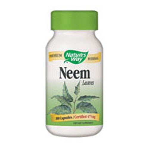 Neem 100 Caps by Nature's Way
