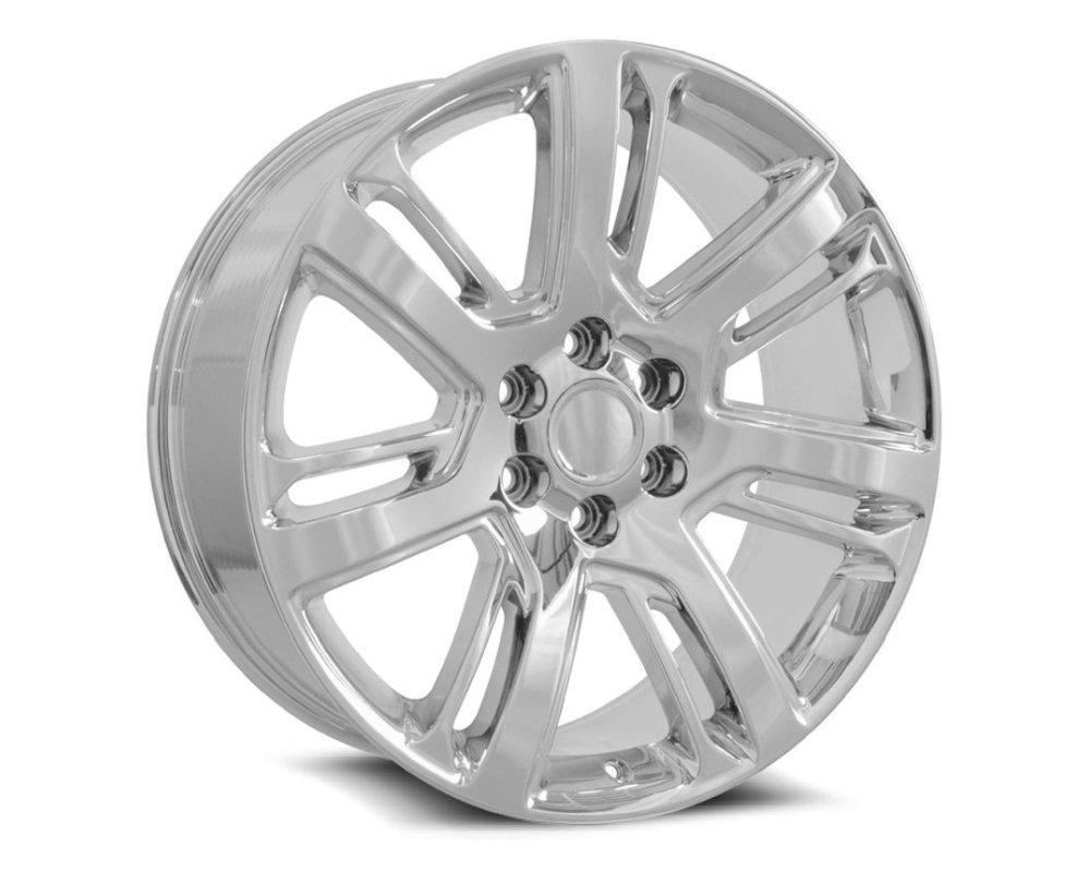 OE Revolution D04-2610655+31C D-04 Wheel 26x10 6x139.7 31mm Chrome