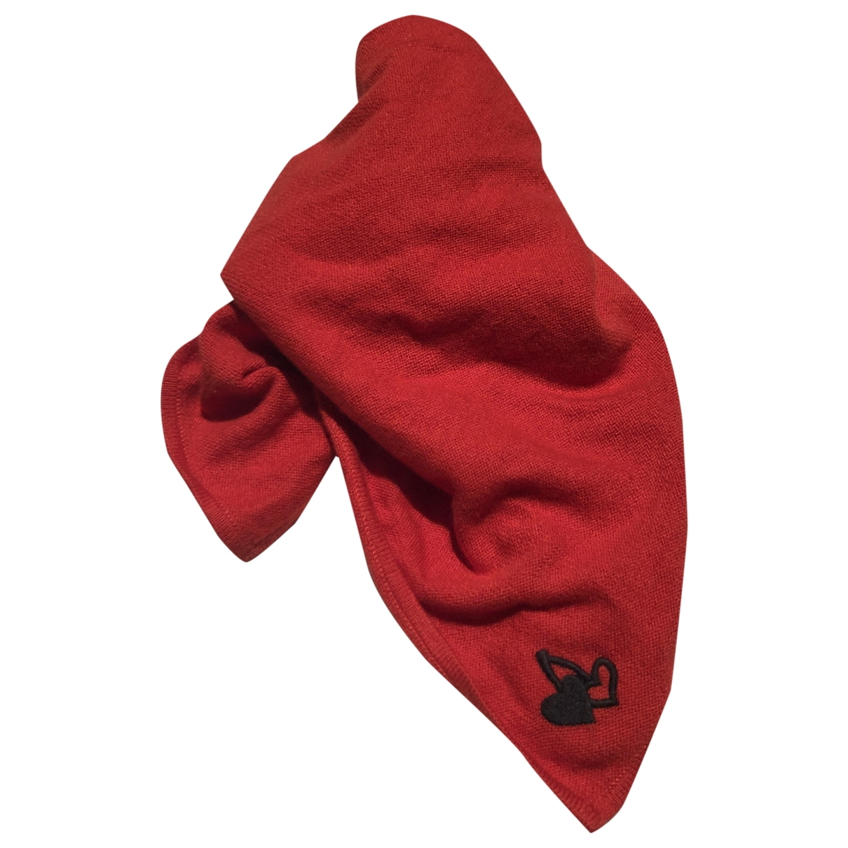 Sonia By Sonia Rykiel \N Red Cotton scarf for Women \N