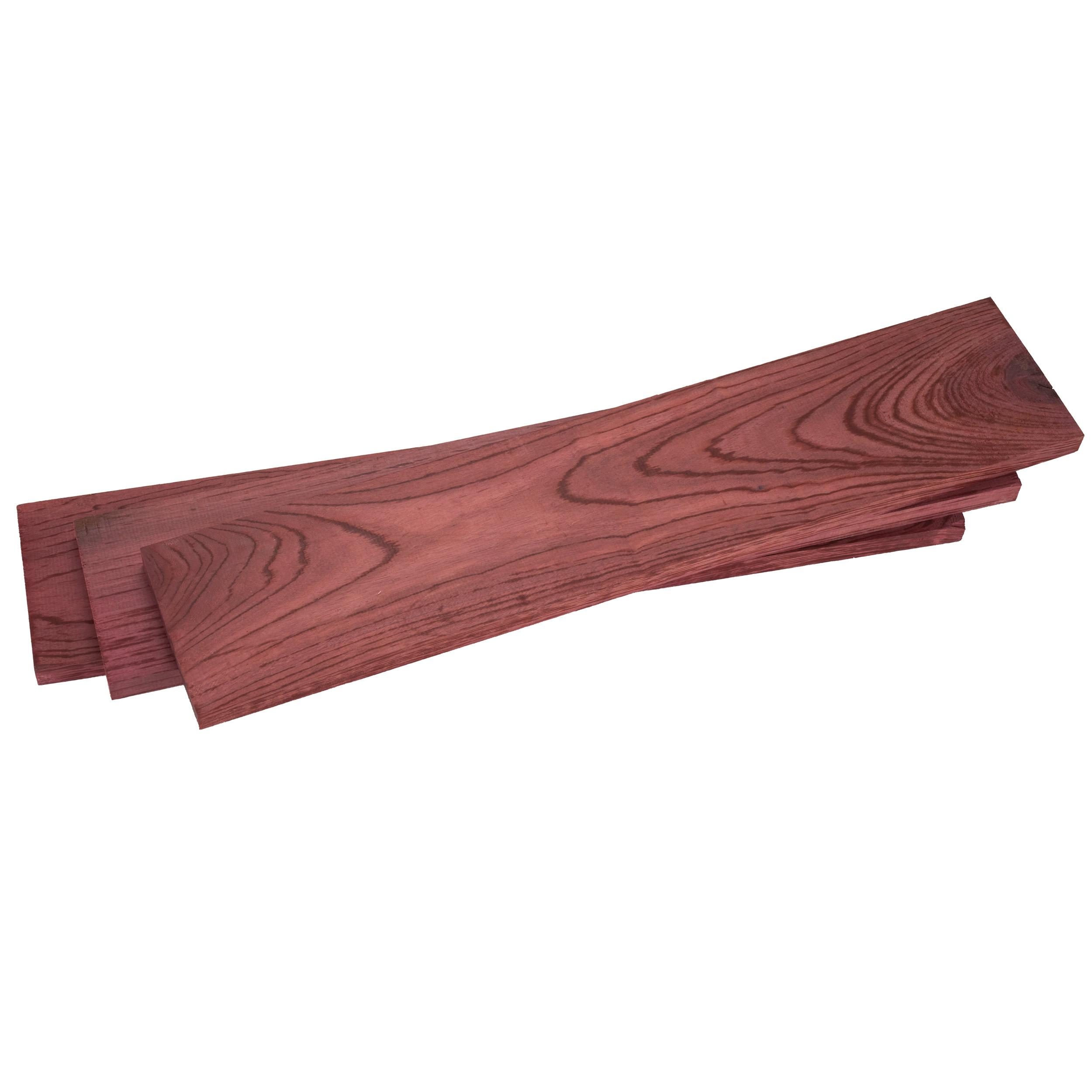 Purpleheart 3/4 x 5 x 36 Dimensioned Wood