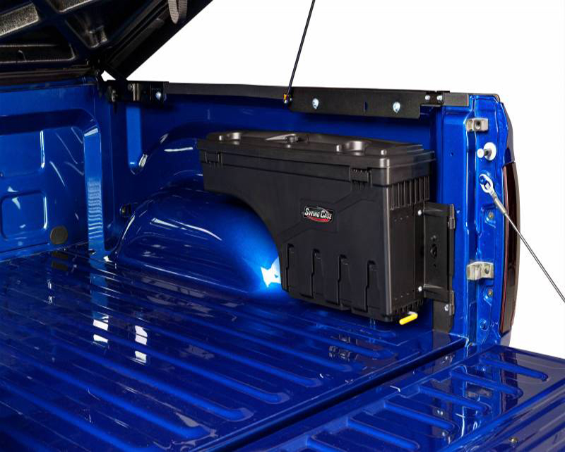 SwingCase SC203D Driver Side Truck Bed Tool Box Ford F-150 2015-2021