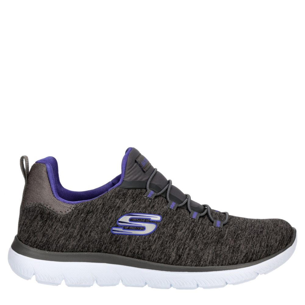 Skechers Womens Summits Quick Getaway Shoes Sneakers