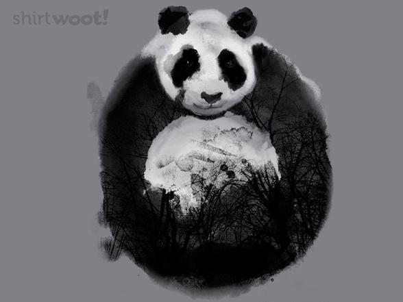 Sumi Panda T Shirt