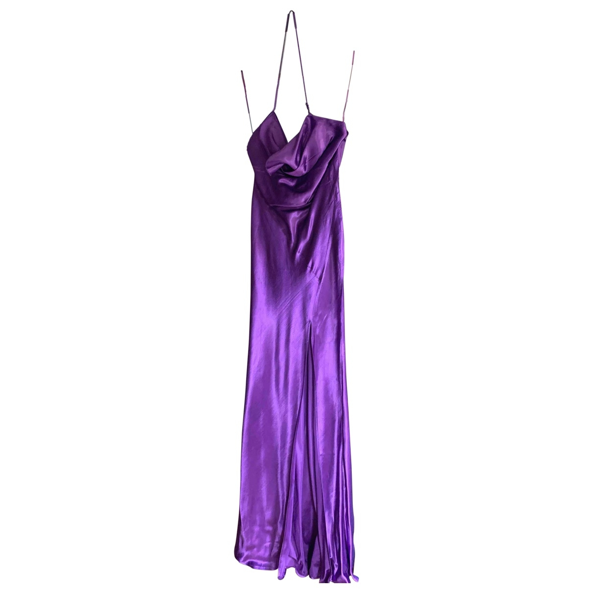 Attico \N Purple dress for Women 2 0-5