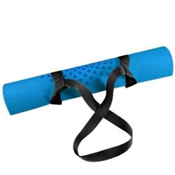 Yoga Mat Strap in Seatbelt Polyester