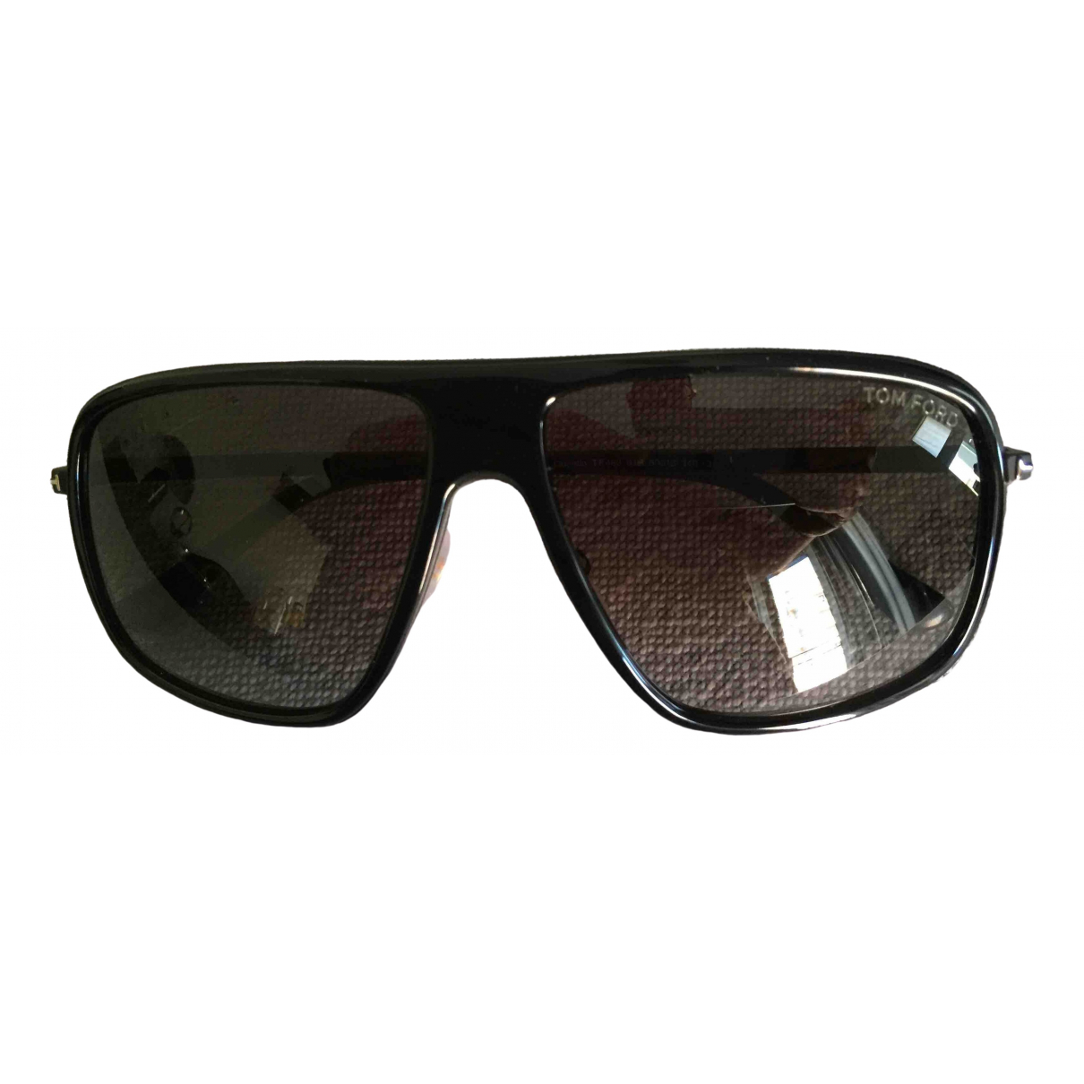 Tom Ford \N Black Sunglasses for Men \N