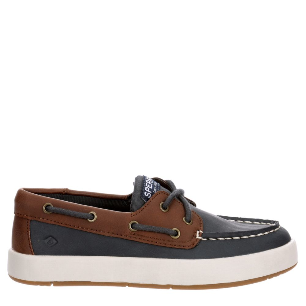Sperry Boys Cruise Boat Jr